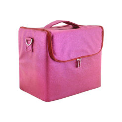 RedSpot Metalic Bubble Fuchsia Student Case