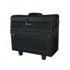 TRi Student Lockable Black Tool Case