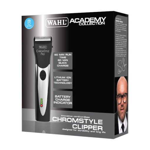 WAHL Academy Chromstyle Clipper