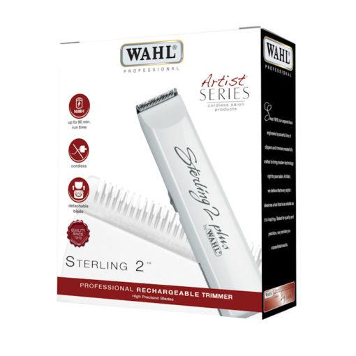 WAHL Sterling 2 Plus Trimmer