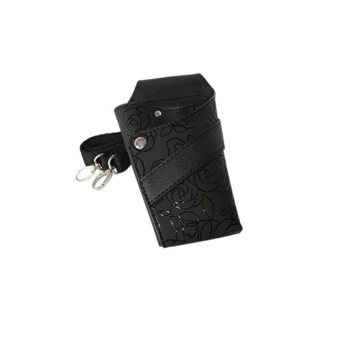 TRi Black Leatherette Scissor Holster
