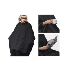 SalonEthos Great Salon Cape in Black