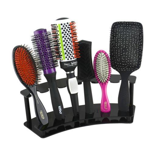 Hairdressers Salon Brush Work Stand