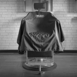 Wahl Barbers Black Cape