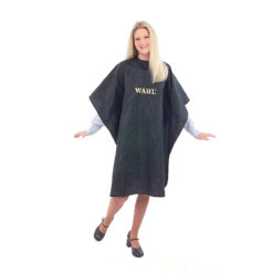 Wahl Black Salon Cape