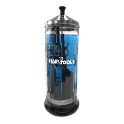 Hair Tools Large Glass Sterilising Jar