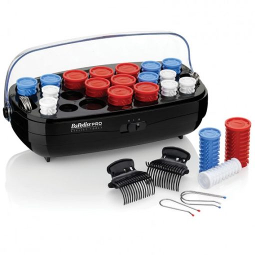 Babyliss Pro 20 Piece Heated Ceramic Rollers Set