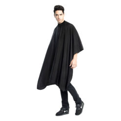 DMi Kodo Neoprene Collared Black Cape