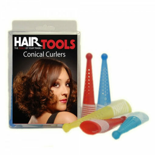 Hair Tools Conical Curlers Pack 12