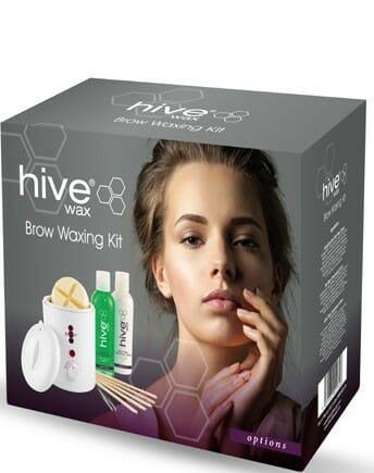 HIVE Brow Waxing Kit