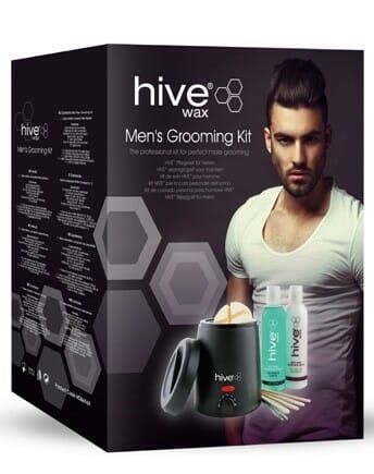 HIVE Mens Grooming Kit