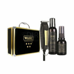 Wahl Limited Edition Black & Gold Detailer T-Blade Trimmer