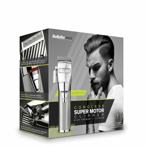 Babyliss Super Motor Cordless Clipper