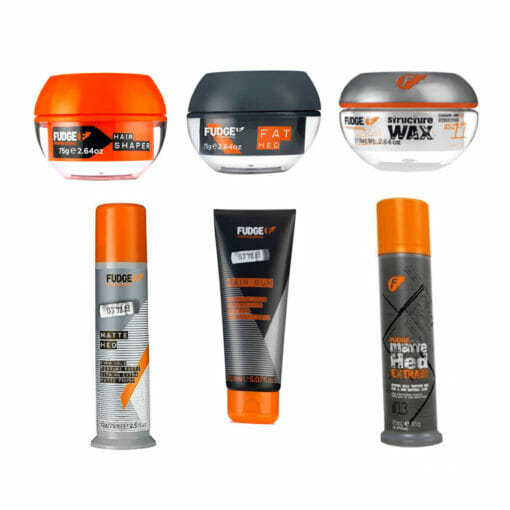 Fudge Styling Products Barbers Starter Kit