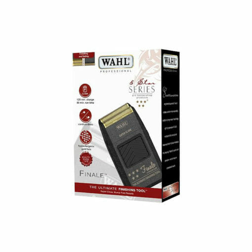 Wahl 100th Anniversay Clipper And Finale Shaver Pack