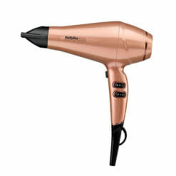 Babyliss Pro Keratin Lustre Hairdryer Rose Gold
