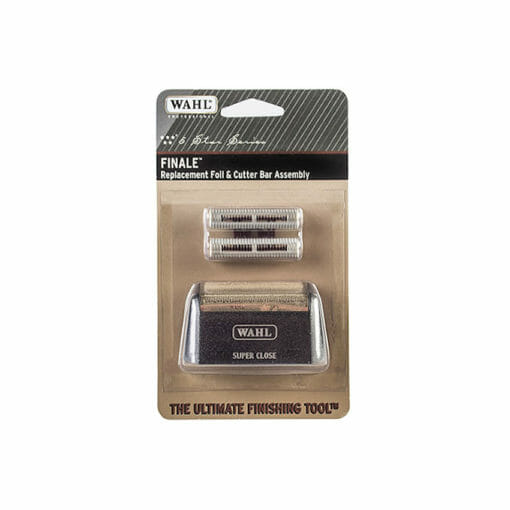 Wahl Finale Shaver Replacement Foil And Cutter