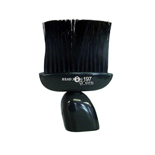 Head Jog Nouveau Black Neck Brush