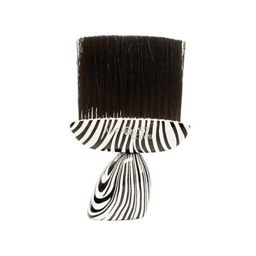 Head Jog Nouveau Zebra Neck Brush