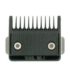 Wahl Metal Backed Attachment Clipper Combs