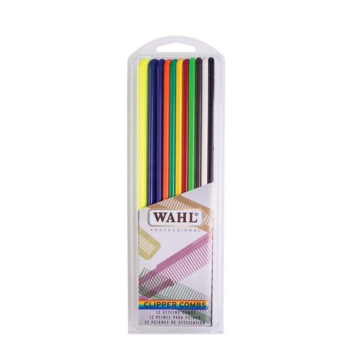 Wahl Clipper Combs Pack 12