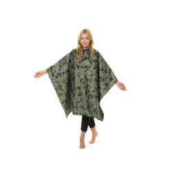 Crewe Orlando Camo Nylon Cutting Cape
