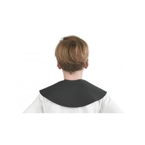 Sibel Black Children's Cutting Collar