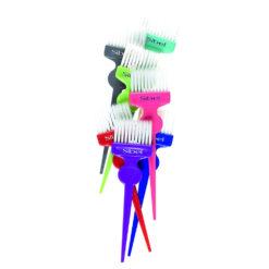 Sibel Coloured Tinting Brush Set
