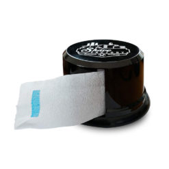 The Shave Factory Disposable Neck Strips And Holder