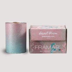 FRAMAR Desert Bloom Embossed Foil Medium
