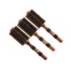 Head Jog Natural Boar Bristle Brushes Pack