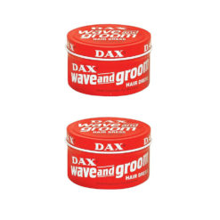 Dax Wax Wave & Groom 99gm Twin Pack
