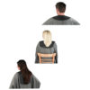 Bob Tuo Black Stylists Cutting Collar Set