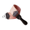 Dark Stag Buffalo Leather Strop
