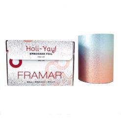 FRAMAR Holi Yay Embossed Foil Medium