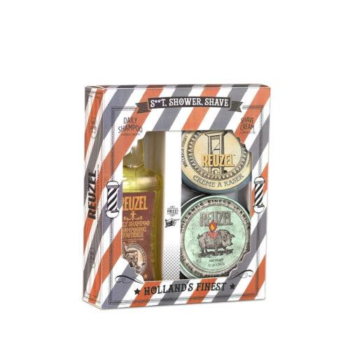 Reuzel S**T Shower Shave Gift Set