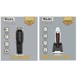 Wahl 5 Star Senior And Detailer Li Cordless Clipper And Trimmer Kit
