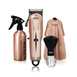 Wahl Limited Edition Rose Gold Cordless Super Taper Clipper Kit