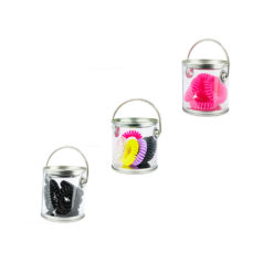 Bucket Of Bobbles Assorted Colours Pack 6