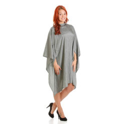 Artisan Hairdressing Gown In Trilobal Material