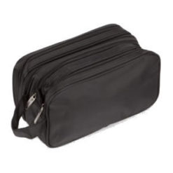 Student Small Black Pouch Bag