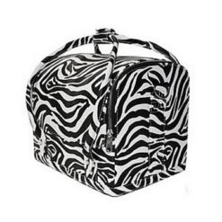 Hair Tools Zebra Hairdressing Styling Case