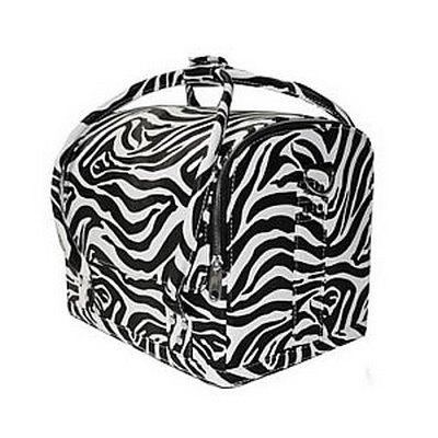 Hair Tools Zebra Hairdressing Styling Case