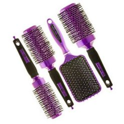 Head Jog Purple Brush Set