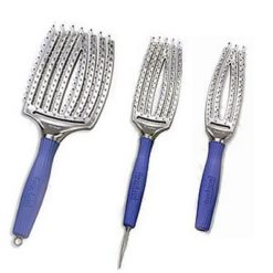 Olivia Garden Finger Paddle Brush