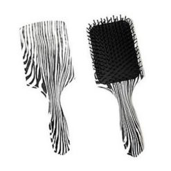 Crewe Orlando Zebra Large Paddle Brush