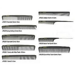 TRi Fortress Combs Set Of 9