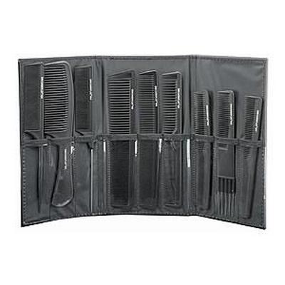 DMi Carboflex 9 Piece Carbon Comb Set