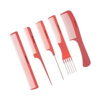 Head Jog Pink Comb Set