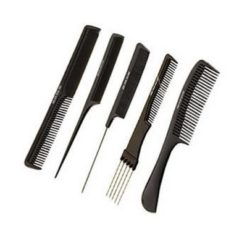 Head Jog Black Comb Set